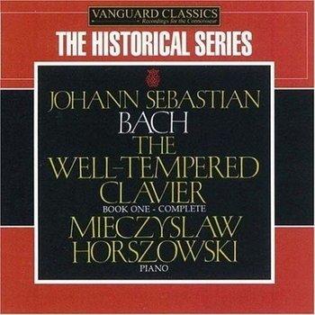 Bach: The Well Tempered Clavier Book One-Horszowski Mieczysław