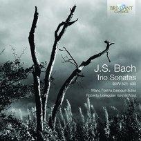 Bach: Trio Sonatas BWV 525-530