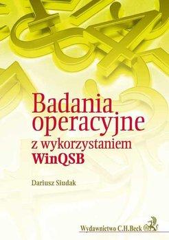Badania operacyjne z wykorzystaniem WinQSB                      (ebook)