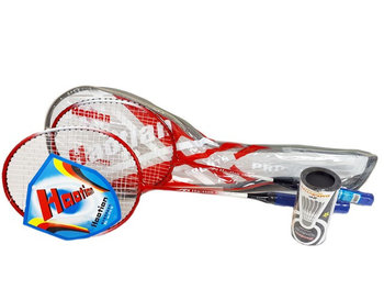 Badminton Zestaw Plus Lotki W Pokrowcu-Madej