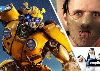 """Bądź jak Bumblebee. Filmowe postaci, które dostały """"własny"""" film"""