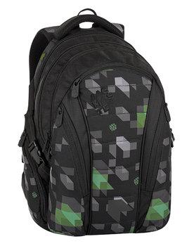 Bagmaster, plecak młodzieżowy, trzykomorowy, model BAG 8 G-BAGMASTER