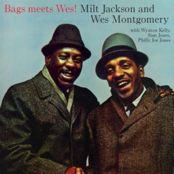 Bags Meets Wes - Jackson Milt & Montgomery Wes