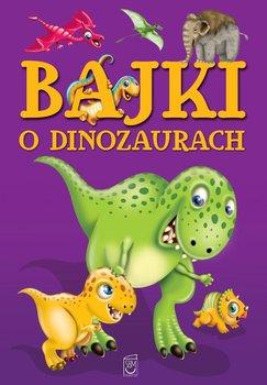 Bajki o dinozaurach                      (ebook)