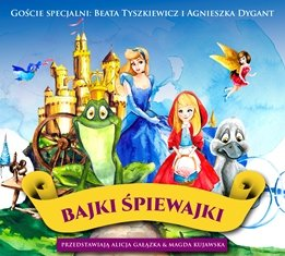 Bajki śpiewajki-Various Artists