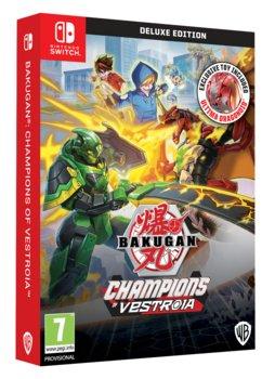 Bakugan: Champions of Vestroia - Toy Edition-Warner Bros