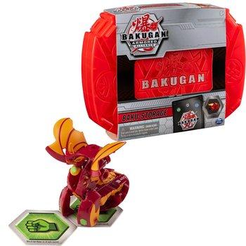 Bakugan Czerwona walizka kolekcjonerska + Dragonoid