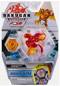 Bakugan, figurka kolekcjonerska Armored Alliance Ultra Batrix z kartami Spin Master-Bakugan