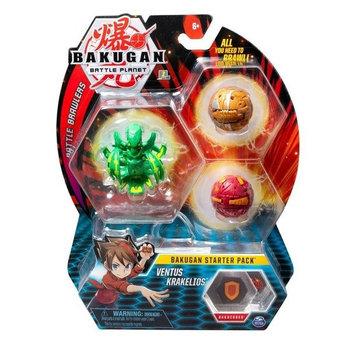 Bakugan, figurka kolekcjonerska, zestaw