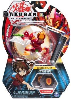 Bakugan, figurka Ultra Cyndeous Kula i karty-Bakugan