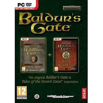 Baldur's Gate + Tales of the Sword Coast -BioWare