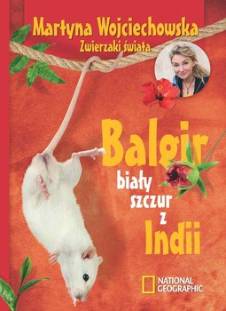 Balgir. Biały szczur z Indii                      (ebook)