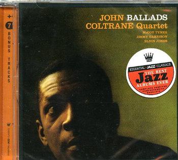 Ballads (Remastered)-Coltrane John, Tyner McCoy, Garrison Jimmy, Jones Elvin