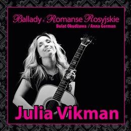 Ballady i romanse rosyjskie-Vikman Julia