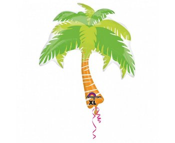 "Balon foliowy, Hawajskie party XL, 36""-Amscan"