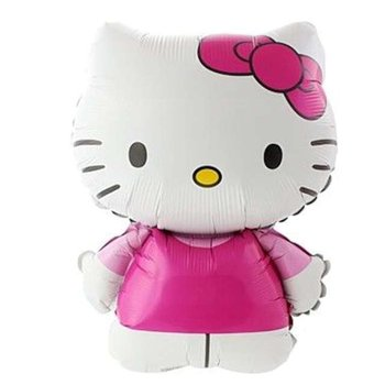 """Balon foliowy, Hello Kitty, 24""""-Flexmetal"""
