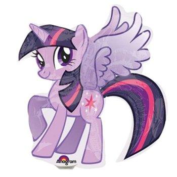 "Balon foliowy, My Little Pony, 14""-Amscan"