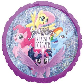 "Balon foliowy, My Little Pony, 18"" - Amscan"