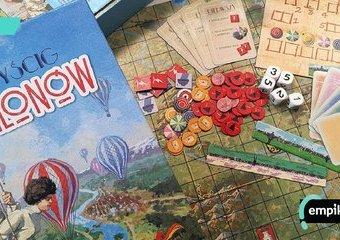 Wyścig balonów - czym urzeka gra, która zwyciężyła w konkursie na stworzenie własnej planszówki?