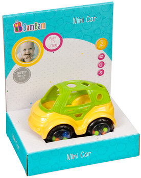 Bam-Bam, zabawka interaktywna Mini autko-Bam Bam