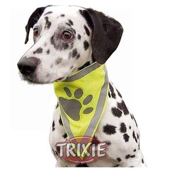 Bandana świecąca w ciemności TRIXIE Safer Life, rozmiar L-XL, 43-60 cm-Trixie