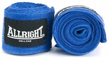 Bandaże bokserskie bandaż owijki taśmy MMA 4,2 m-Allright