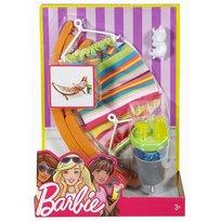 Barbie, akcesoria wypoczynkowe Hamak Barbie