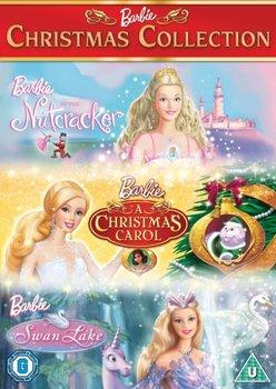 Barbie: Christmas Collection - A Christmas Carol and Nutcracker (brak polskiej wersji językowej)-Lau William, Hurley Owen