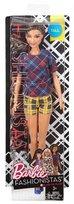 Barbie Fashionistas, lalka Plaid on Plaid