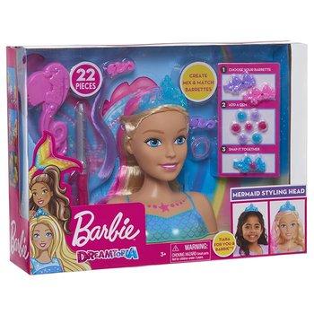 Barbie, głowa do stylizacji Dreamtopia -Barbie