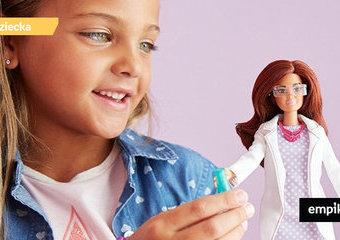 Barbie - jak się zmienia i inspiruje dziewczynki