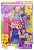 Barbie, lalka Barbie na wrotkach