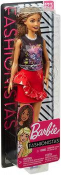 Barbie, lalka Fashionistas, FXL56-Barbie