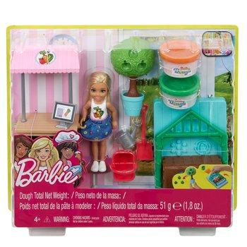 Barbie, lalka Ogródek Chelsea, FRH75-Barbie