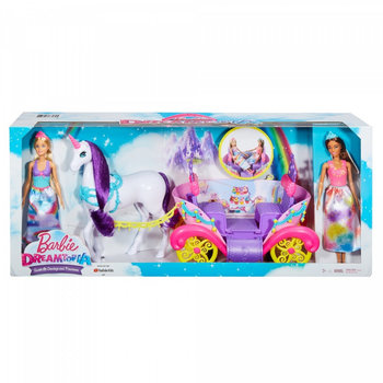 Barbie, lalki i Karoca Dreamtopia, zestaw