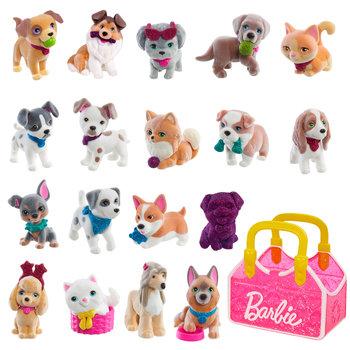 Barbie, mini zwierzątka w torebce-Just Play