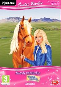 Barbie Zawody Jeździeckie: Tajemnicza Przejażdżka-Activision