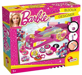 Barbie, zestaw kreatywny Projektantka Biżuterii-Barbie