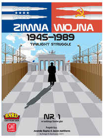 Bard, gra strategiczna Zimna wojna 1945-1989-Bard