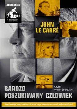 Bardzo poszukiwany człowiek-Le Carre John