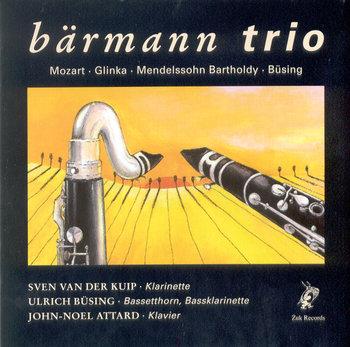 Barmann Trio-Kuip Sven van der, Busing Ulrich, Attard John-Noel