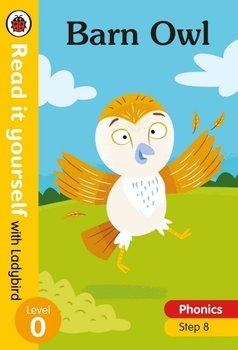 Barn Owl Read it yourself with Ladybird-Opracowanie zbiorowe