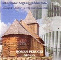 Barokowe organy gabinetowe
