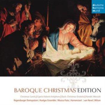 Baroque Christmas Edition-Various Artists