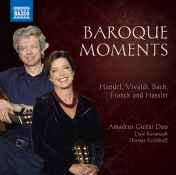 Baroque Moments - Amadeus Guitar Duo