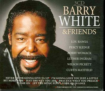 Barry White & Friends-White Barry