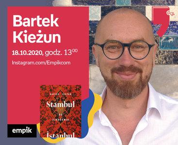 Bartek Kieżun – Przedpremiera | Wirtualne Targi Książki