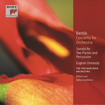 Bartók: Concerto for Orchestra; Sonata for Two Piano and Percussion; Improvisations, Op. 20 [Classic Library]-Eugene, Ormandy Gaby Casadesus, Robert Casadesus, The Philadelphia Orchestra, Charles Rosen