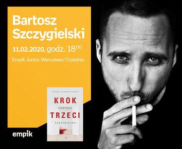 Bartosz Szczygielski   Empik Junior / czytelnia