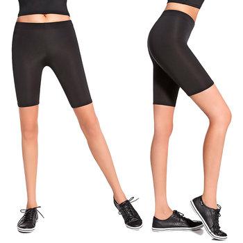 Bas Black, Spodenki sportowe damskie, Forcefit 50, czarne, rozmiar S-Bas Black